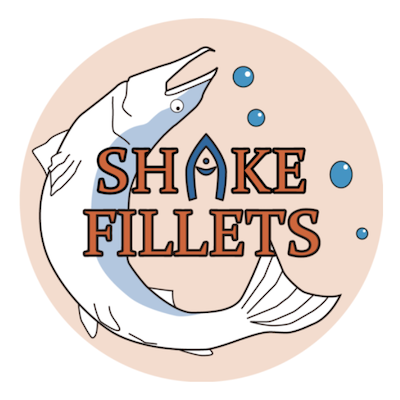 SHAKE FILLETS logo