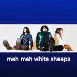 meh meh white sheeps